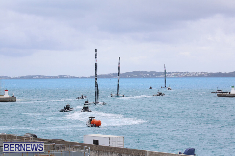 Americas Cup Bermuda Village and training April 2017 (47)