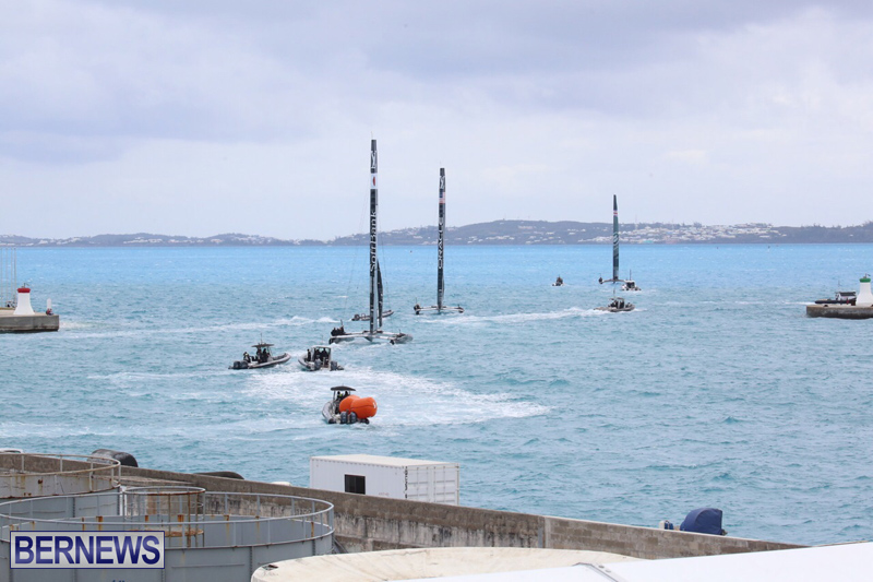 Americas Cup Bermuda Village and training April 2017 (48)