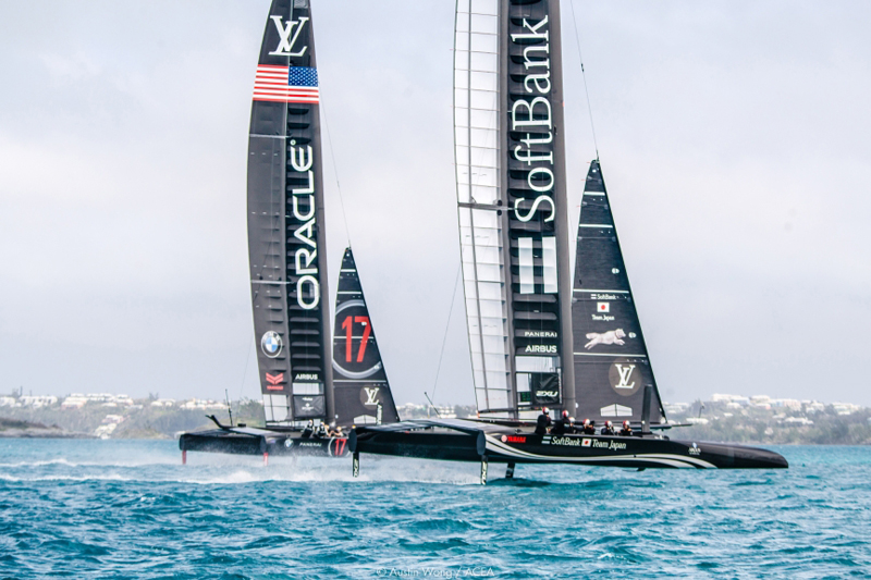 America's Cup Class boats Bermuda April 2017 (12)