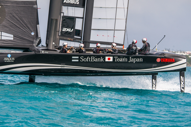 America's Cup Class boats Bermuda April 2017 (14)