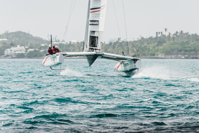 America's Cup Class boats Bermuda April 2017 (15)
