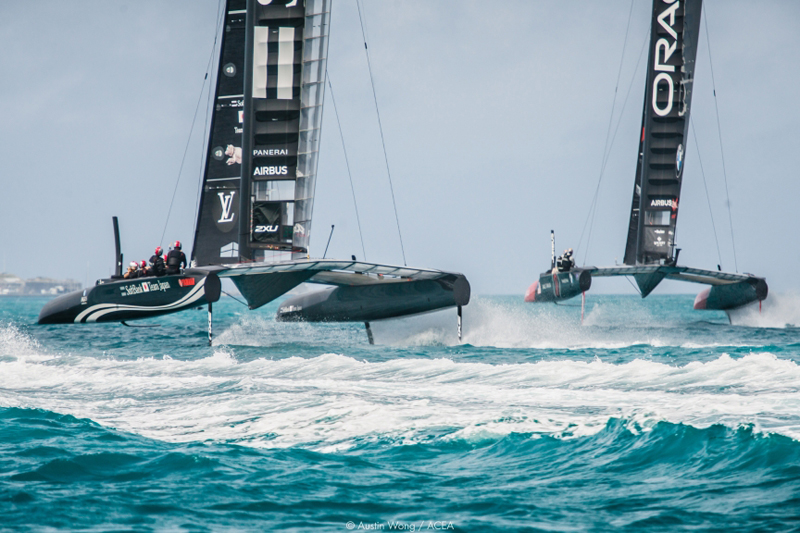 America's Cup Class boats Bermuda April 2017 (3)