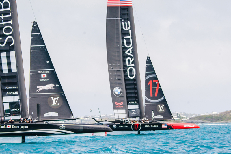 America's Cup Class boats Bermuda April 2017 (6)
