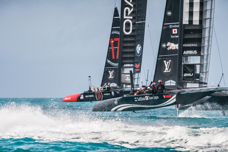 America's Cup Class boats Bermuda April 2017 (9)