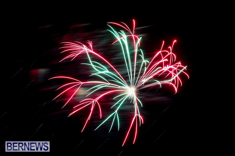 Americas-Cup-Fireworks-In-Hamilton-Bermuda-April-21-2017-16
