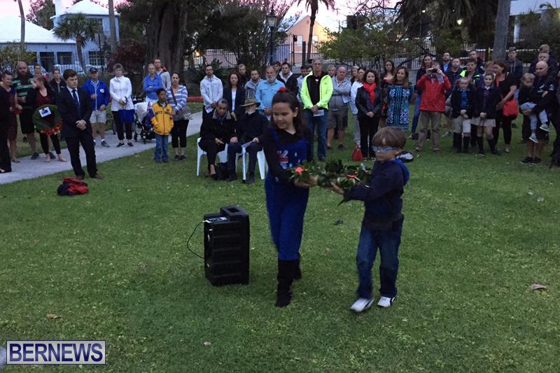 Bermuda ANZAC Day Service April 25 2017 (6)