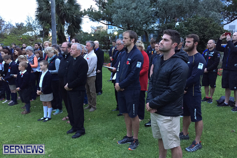 Bermuda ANZAC Day Service April 25 2017 (8)