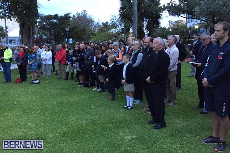 Bermuda ANZAC Day Service April 25 2017 (9)