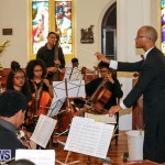 Bermuda Youth Orchestra, April 30 2017-31