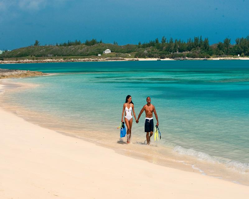 Clearwater Beach Snorkeling Bermuda April 12 2017