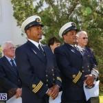 Commemorative Service Kings Pilot James Jemmy Darrell Bermuda, April 8 2017-11