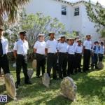 Commemorative Service Kings Pilot James Jemmy Darrell Bermuda, April 8 2017-6