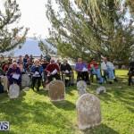 Commemorative Service Kings Pilot James Jemmy Darrell Bermuda, April 8 2017-7