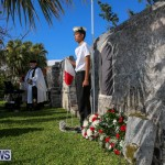 Commemorative Service Kings Pilot James Jemmy Darrell Bermuda, April 8 2017-9