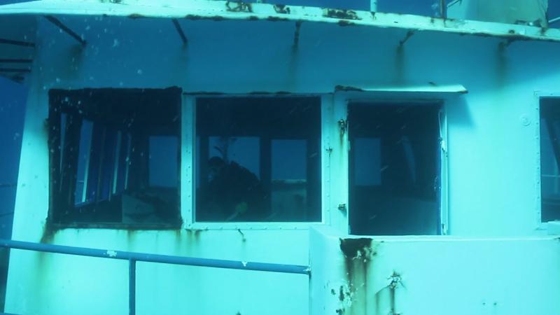 Corinthian shipwreck Bermuda April 6 2017 (4)