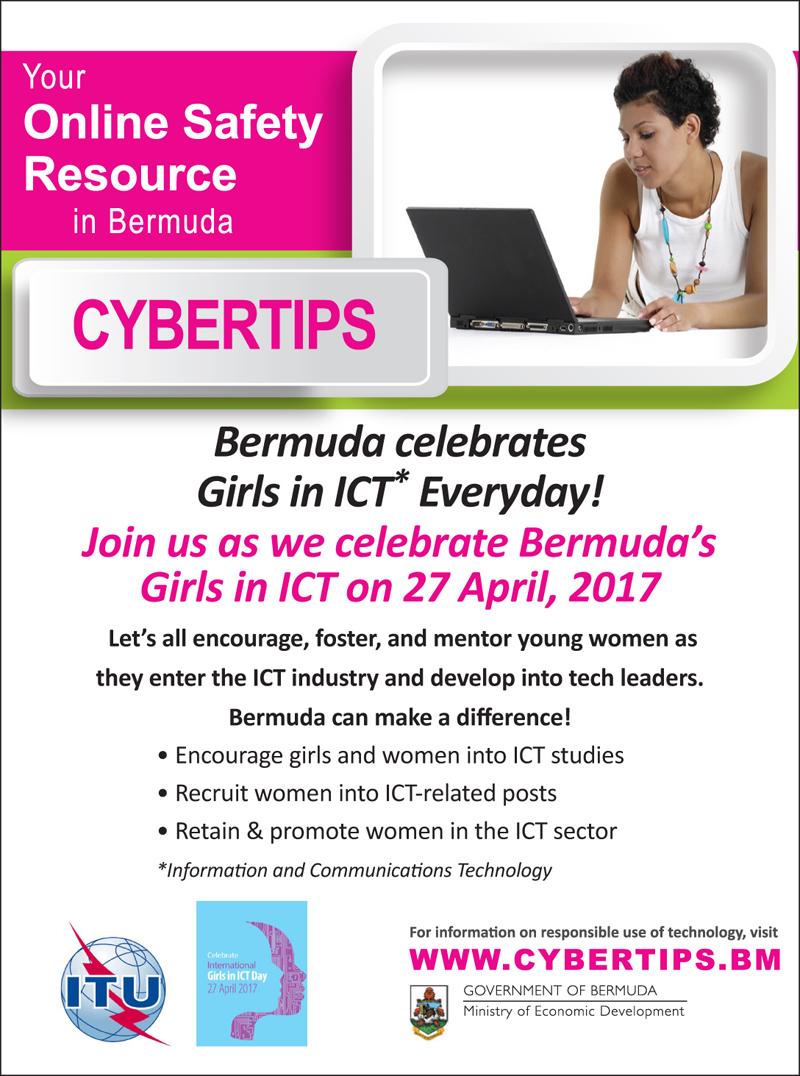 Cybertips ICT Bermuda April 2017