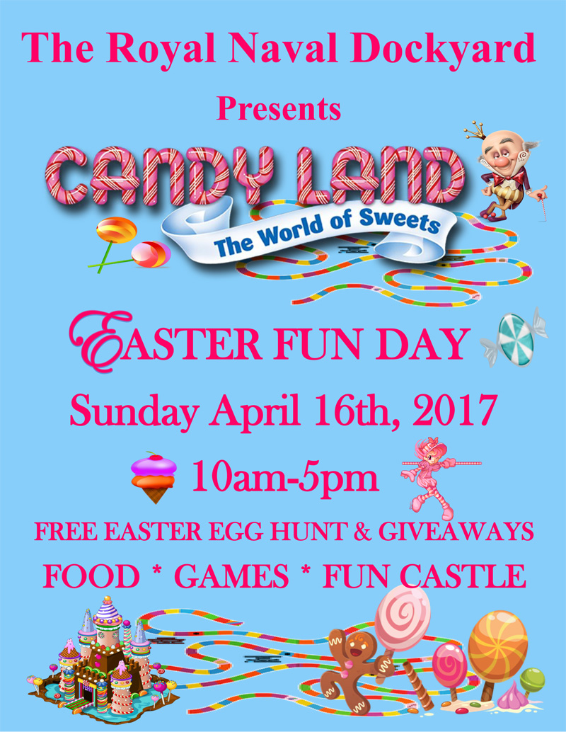 Easter Fun Day Bermuda April 2017