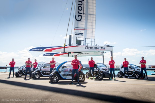 Groupama Team France Bermuda April 20 2017 (1)