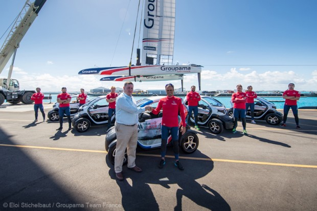 Groupama Team France Bermuda April 20 2017 (3)