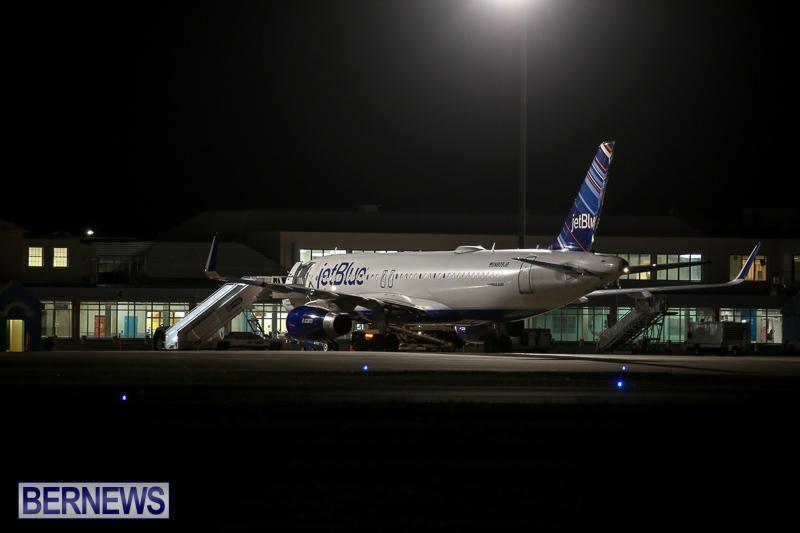 JetBlue Flight #810 Diverts For Sick Passenger - Bernews