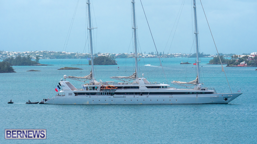 Le Ponant Bermuda April 19 2017 (2)