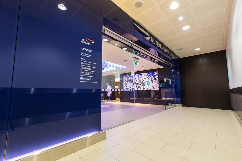 New British Airways lounges open at Gatwick South Terminal
