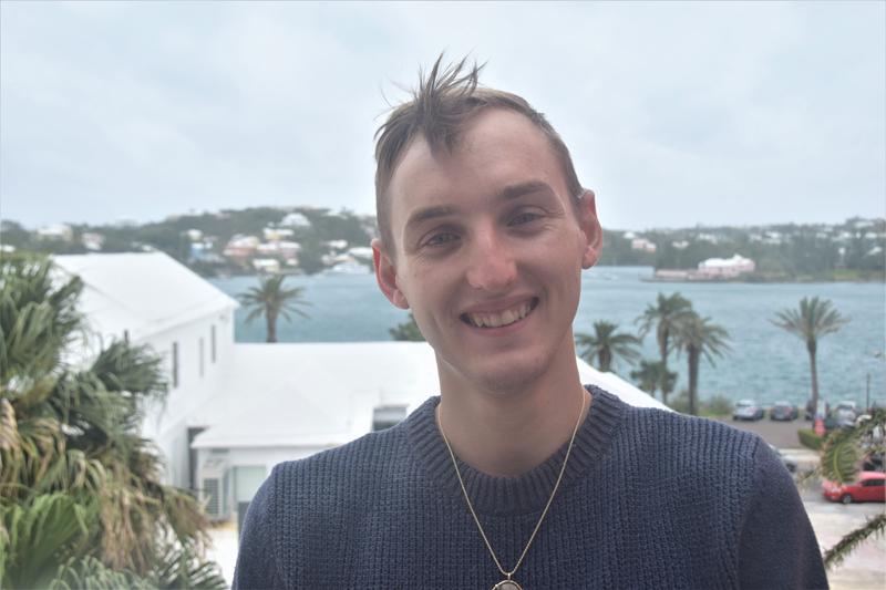 Nick Smith Bermuda April 2017