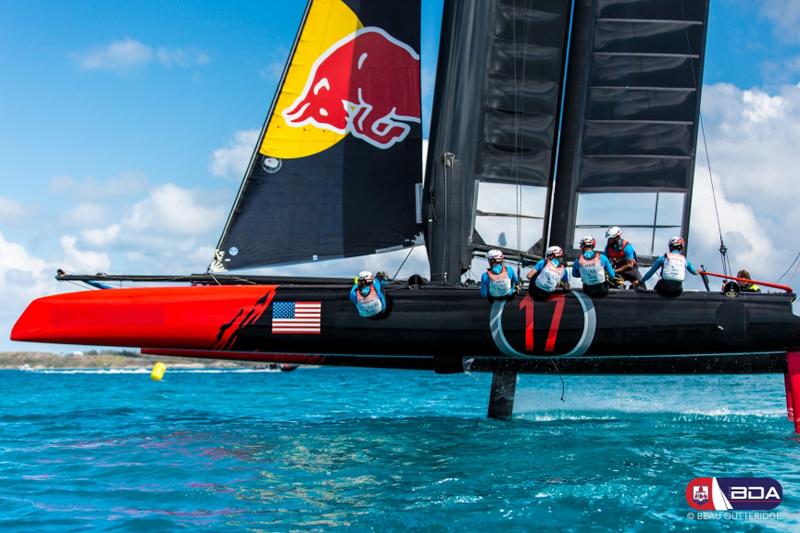 Oracle Team USA Bermuda April 2 2017 (3)