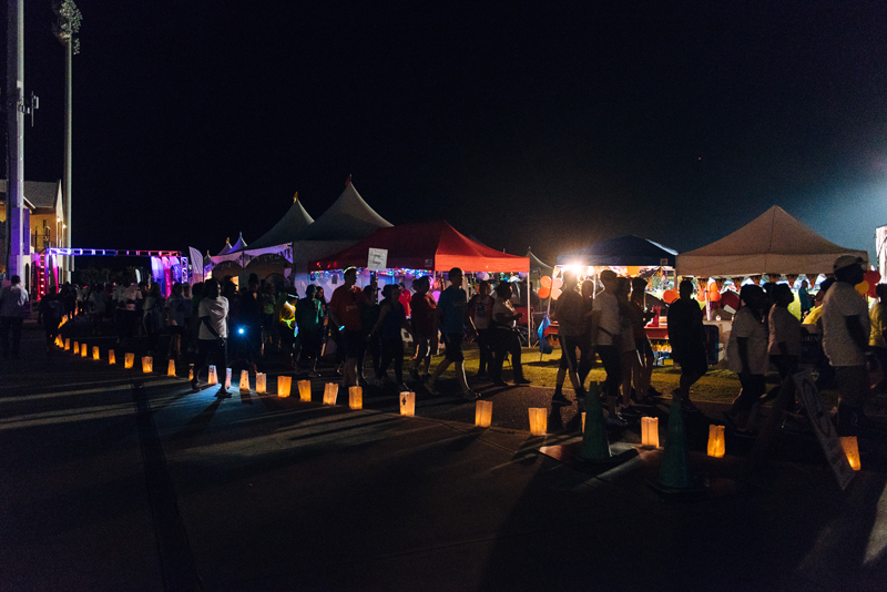 Relay For Life Bermuda April 2017
