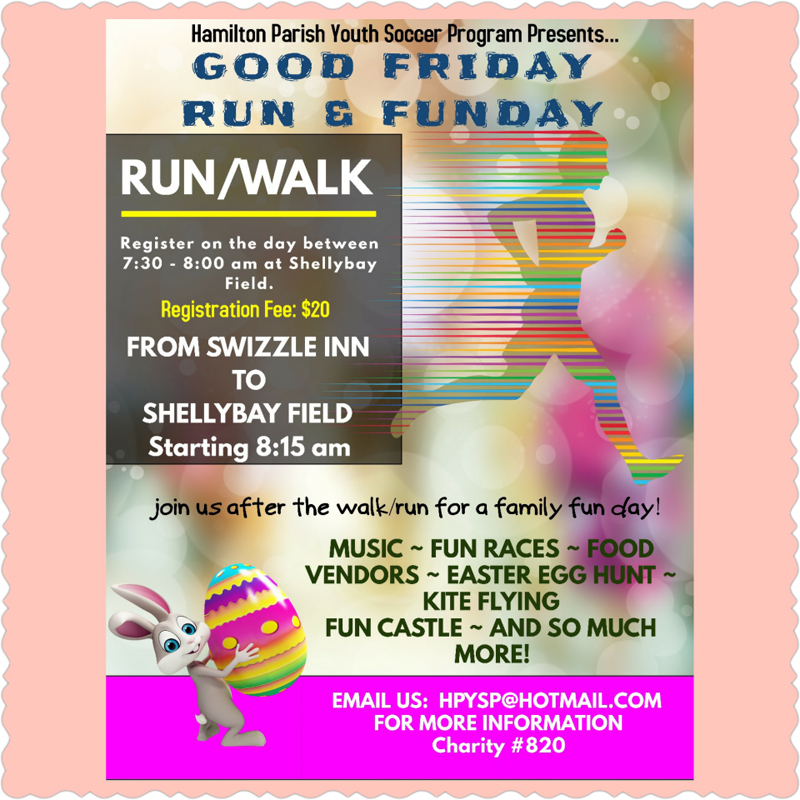 Run & Funday Bermuda April 2017