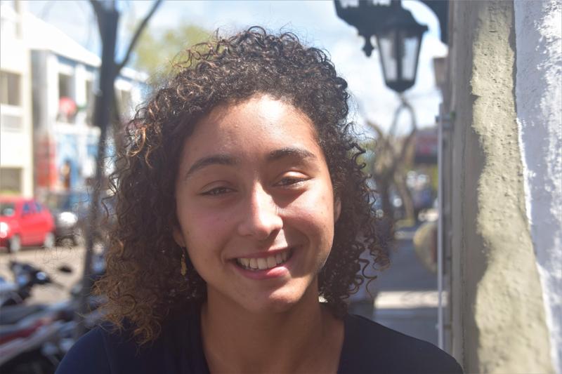Sarah Maybury Bermuda April 12 2017