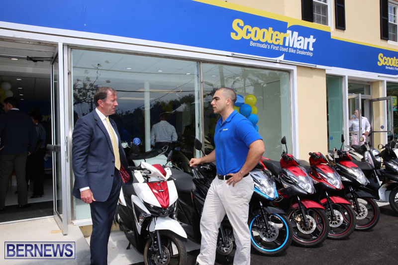 Scooter Mart Grand Opening Bermuda April 5 2017 (17)