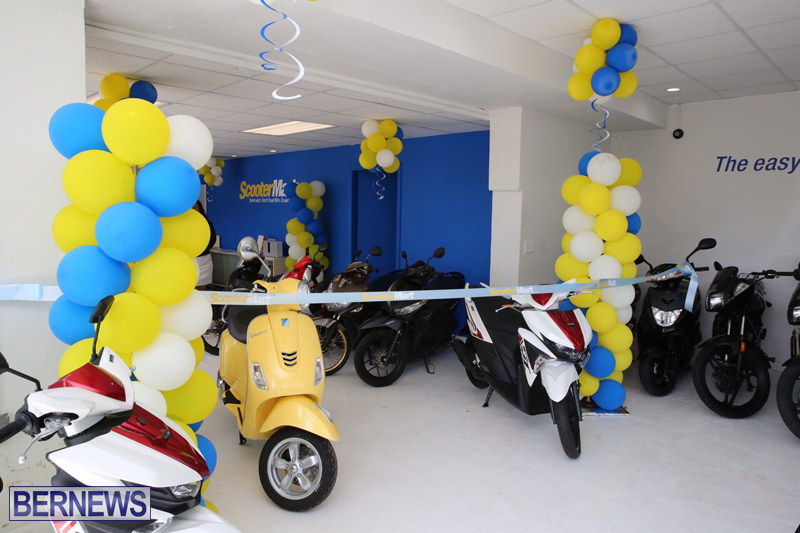 Scooter Mart Grand Opening Bermuda April 5 2017 (7)