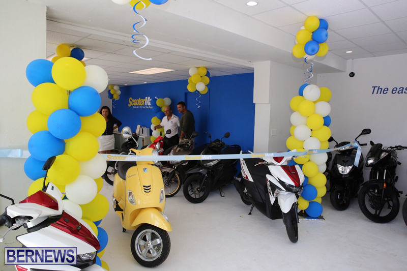 Scooter Mart Grand Opening Bermuda April 5 2017 (8)