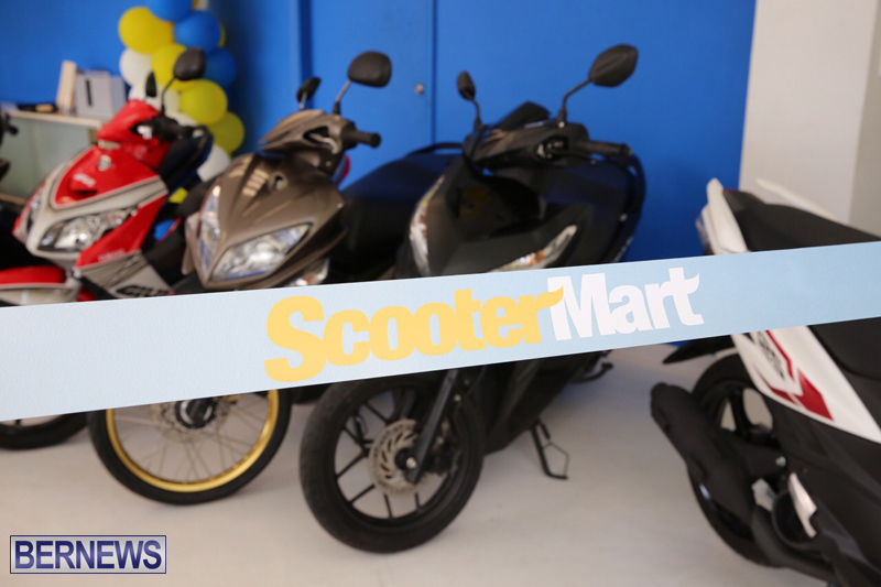 Scooter Mart Grand Opening Bermuda April 5 2017 (9)