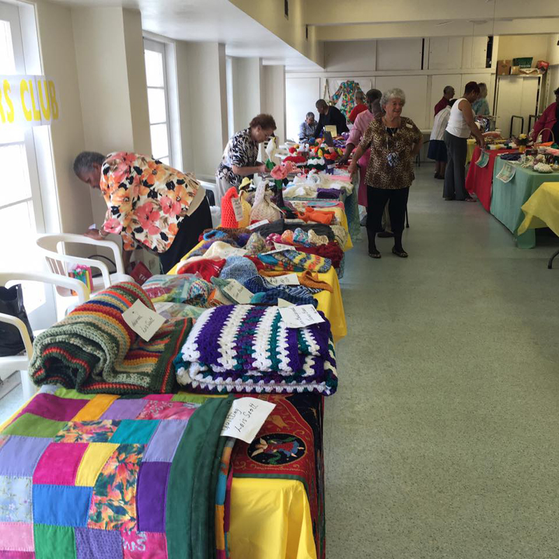 Seniors Crafts Show Bermuda April 2017 (2)