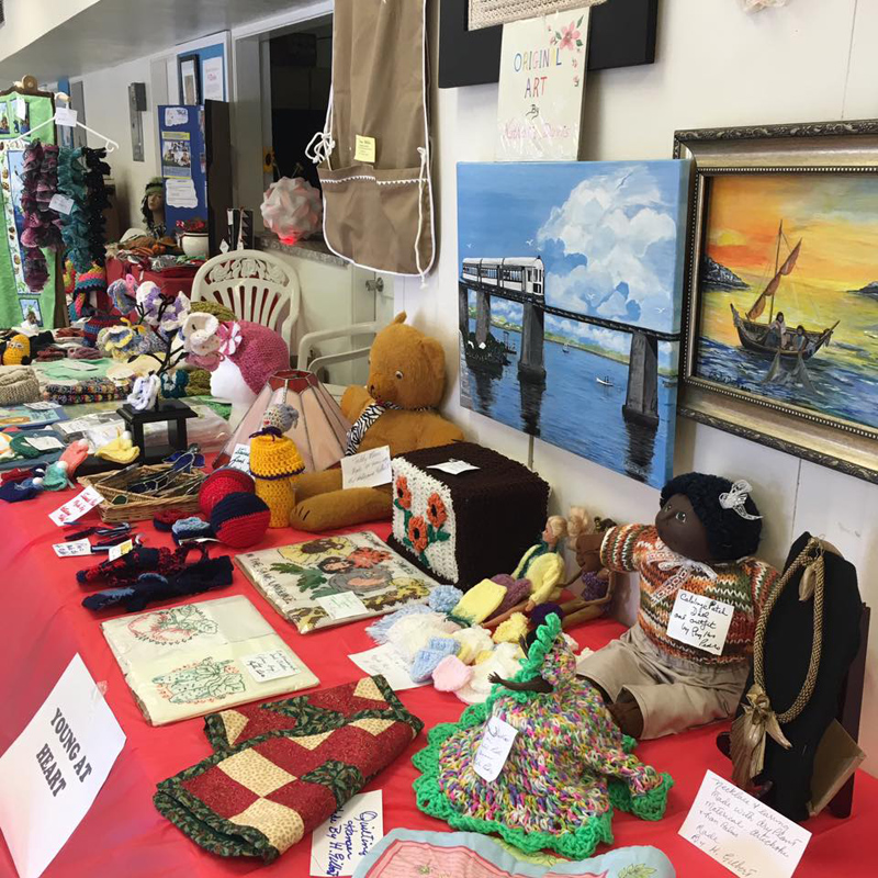 Seniors Crafts Show Bermuda April 2017 (4)