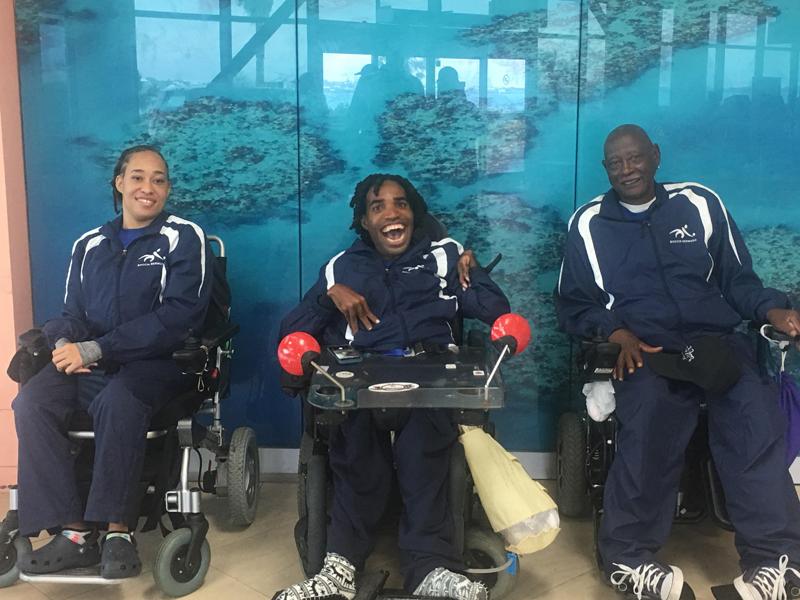 Team to Montreal Bermuda April 2017