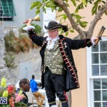 Town Crier Competition St Georges Bermuda, April 19 2017-21