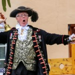 Town Crier Competition St Georges Bermuda, April 19 2017-23