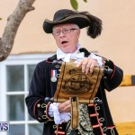 Town Crier Competition St Georges Bermuda, April 19 2017-24