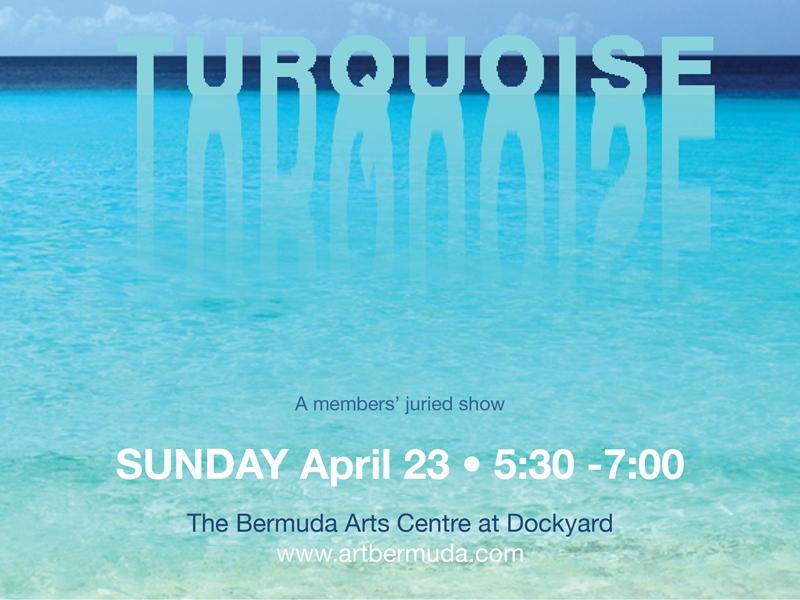 Turquoise Bermuda April 2017
