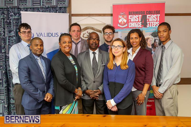 Validus Re Bermuda College, April 26 2017-1