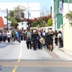 Walk To Calvary Reenactment Bermuda April 14 2017 (1)