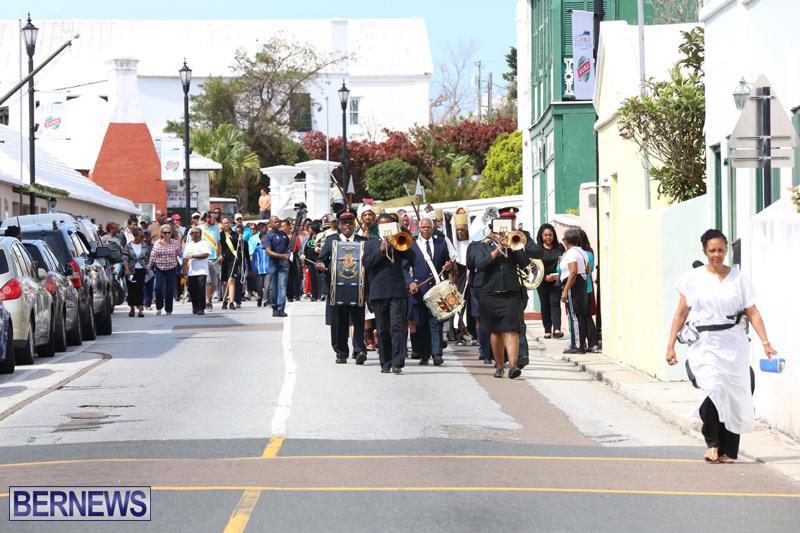 Walk-To-Calvary-Reenactment-Bermuda-April-14-2017-1
