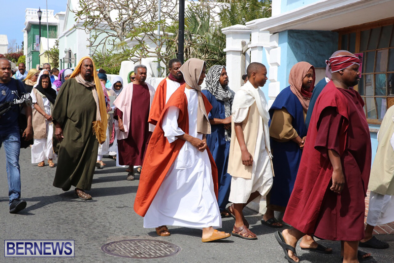 Walk-To-Calvary-Reenactment-Bermuda-April-14-2017-12