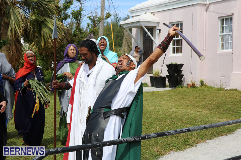 Walk-To-Calvary-Reenactment-Bermuda-April-14-2017-121