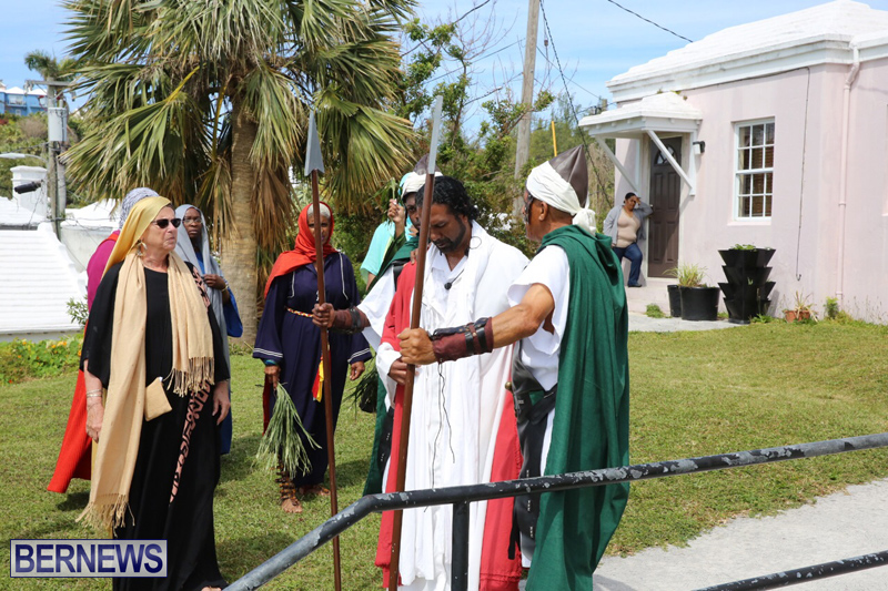 Walk-To-Calvary-Reenactment-Bermuda-April-14-2017-123
