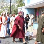 Walk To Calvary Reenactment Bermuda April 14 2017 (13)