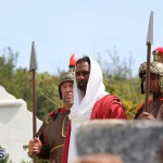 Walk To Calvary Reenactment Bermuda April 14 2017 (132)